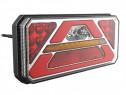Lampa stop camion LED cu semnalizare dinamica SL-05 12-24V