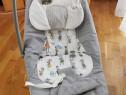 Balansoar bebe multifunctional cu vibratii si muzica, Joie