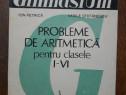 Probleme de aritmetica Cl. I-VI - Ion Petrica / C23P