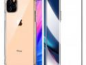 Husa silicon + folie sticla - iphone 11 11 pro 11 pro max