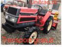 Tractor tractoras japonez Yanmar F20 dt
