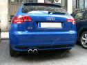 Prelungire difuzor bara spate Audi A3 8P Sportback 05-08 v1