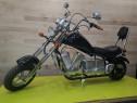 Motocicleta electrica Mini Chopper pentru copii si perso