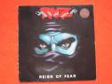 Vinil Rage(ex-Avenger)-Reign Of Fear-1st Ed-Speed,Heavy Meta