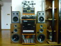Linie audio cu boxe technics