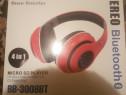Casti audio Bluetooth