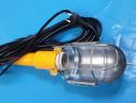 Lampa (lanterna) de lucru cu cablu 10m si carlig - tolsen !!