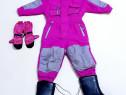 Salopeta, combinezon, Overall Master, mănuși, cizme Everest