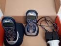 Telefon fara fir digital Activity 1000 twin cu incarcator