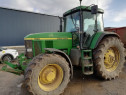 Tractor John Deere 7810, an 2002, AC, 4x4, TLS. Import 2020