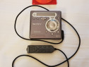 Minidisc Sony MZ-G750 + telecomanda Sony RM-MZ3R