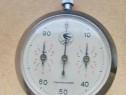 B162-I-Cronometru Zarea sovietic nefunctional stare buna.