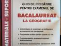Ghid de pregătire pentru examenul de Bac la geografie