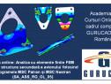 Curs Online: Analiza FEM pt structura secundară a avionului
