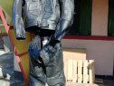 Costum moto piele racing