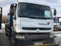 Camion Renault + Macara Palfinger PK18500A