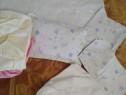 Set lenjerie pătuț bebelusi