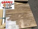 Placaj din Travertin|Granit fiamat sau lustruit in Dolj