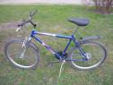 Bicicleta mtb shimano,jante duble,suspensie fata,21 viteze