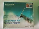 Placa Retea TP-Link PCI 10/100 Mbps, model TF-3200, nou