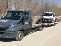 Transport auto tractari auto platformă autoturisme