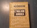 Etnografie juridica de Romulus Vulcanescu