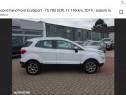 Ford Ecosport, 1.0, motor Ecoboost, 125 cp, Titanium