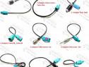 Adaptor antena conector FAKRA,ISO, DIN, RAKU 2, RAST