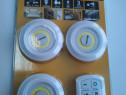 Set 3 lampi push + telecomanda Kodak