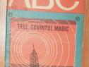 Tele - cuvantul magic. Text de Liviu Macoveanu Colectia ABC