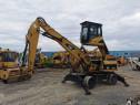 Excavator pe pneuri Caterpillar M318D Smart Boom