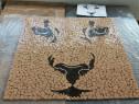 Tablou mozaic ceramica Felina 83*82cm