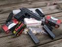 Pistol Airsoft CA NOU din otel (MODIFICAT!) Co2 Semi Automat
