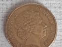 Moneda 1 dolar austriacă elisabeta a2a 2016 rare de colecție
