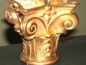 Piesa coloana ionica bronz