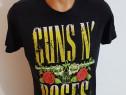 Tricou Guns N' Roses, autentic, bumbac 100%, mărimea M/L