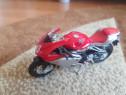 Motocicleta metalica