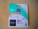 Card SONY 4Gb - sigilat