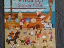 Carti cu abtibilduri Usborne pentru copii