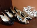 Lot 3 perechi sandale si 1 pereche pantofi marime 36