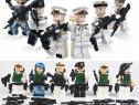 Set 6 Minifigurine tip Lego SWAT Sea Dragon Team
