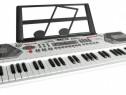 Orga electronica pentru Copii, 54 clape, cu microfon