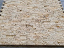 Piatra Naturala Decorativa , Travertin Scapitat Split Face-