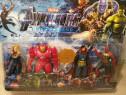 Figurine avengers america thanos hulkbuster iron spider
