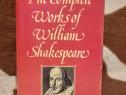William Shakespeare opere complete (engleza)