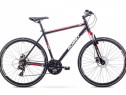 Bicicleta 13,8 trekking/oras Romet Orkan 1 M Negru/Rosu SIGI