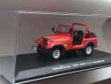 "Macheta Jeep CJ-7 Renegade 1983 ""The Terminator"" - 1/43"