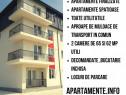 Apartament 2 camere Militari Chiajna 62 mp