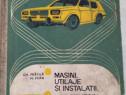 Masini Utilaje Si Instalatii-Intretinerea si Repararea Auto