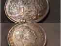 Negociabil,monedă argint Mihai l Regele Românilor 1946